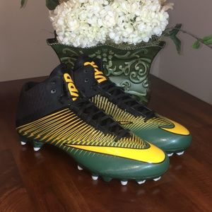 Nike Vapor Speed 3/4 Mid TD Football Cleats